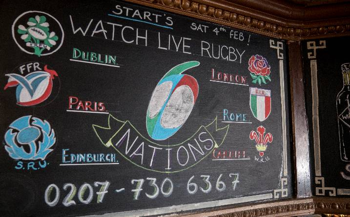 Watch the Rugby chalkboard